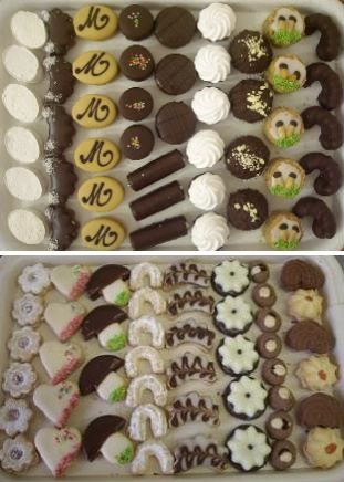 Svatební cukroví
